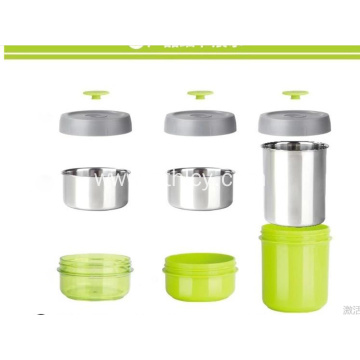 Weight Loss Girls Mini Stainless Steel Lunch Box
