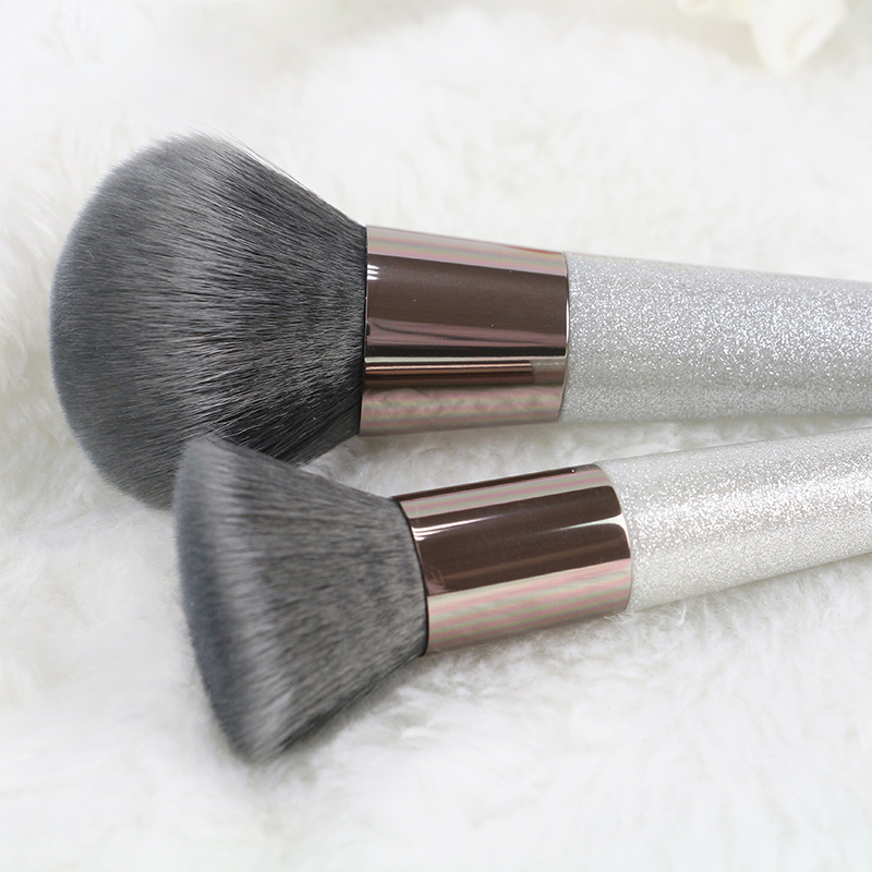 Soft Synthetic Hair Makeup Brushes