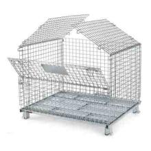 High Strength Wire Mesh Pallet Cages