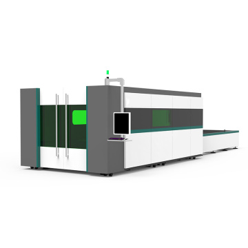 Fast Delivery Metal Pipe Fiber Laser Cutting Machine