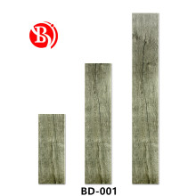 Good quality locking system wood grain spc flooring