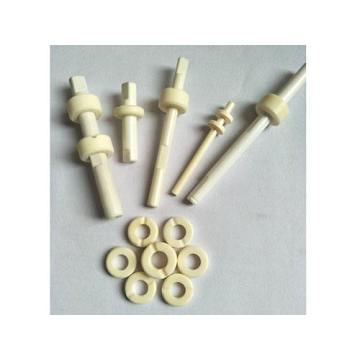 alumina ceramic shaft rod customized parts