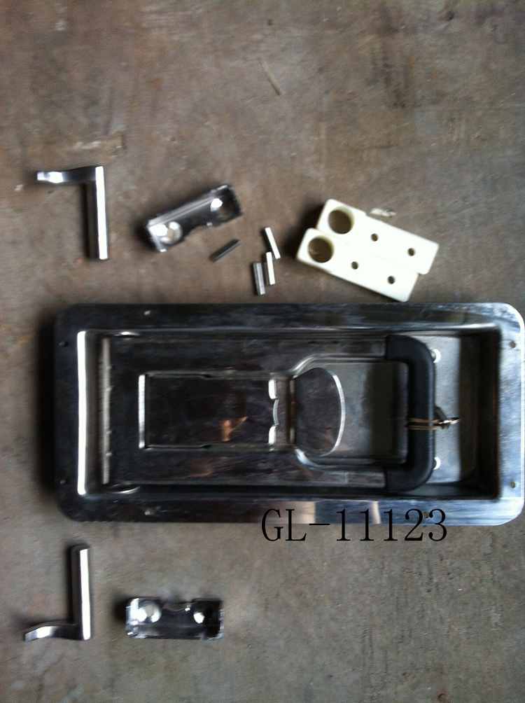 Refrigerator Van Box Body 304 Ss Door Lock China Manufacturer