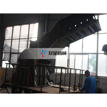 Industrial Waste Crusher Pulverizer machine