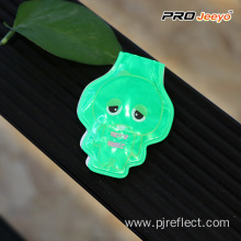 Reflective Animal Elephant Led Light Magnetic Clip
