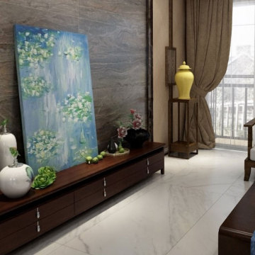 China for China Marble Effect Tiles,Marble Effect Porcelain Floor Tiles,Marble Effect Ceramic Tiles,Marble Effect Porcelain Tiles Supplier Large format marble effect wall tiles supply to France Manufacturers