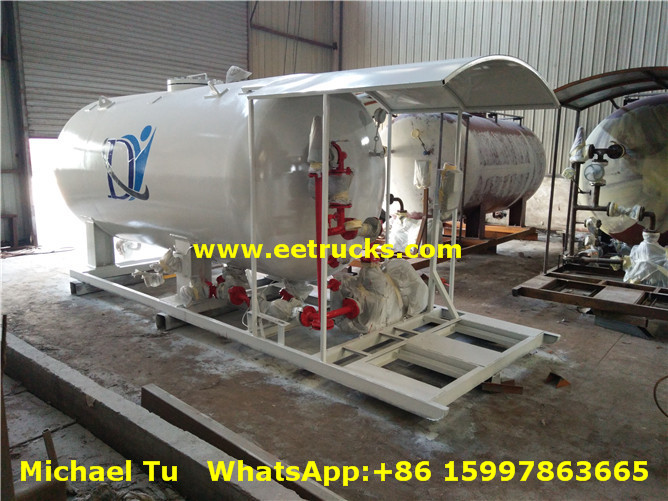 Propane Bottling Plant