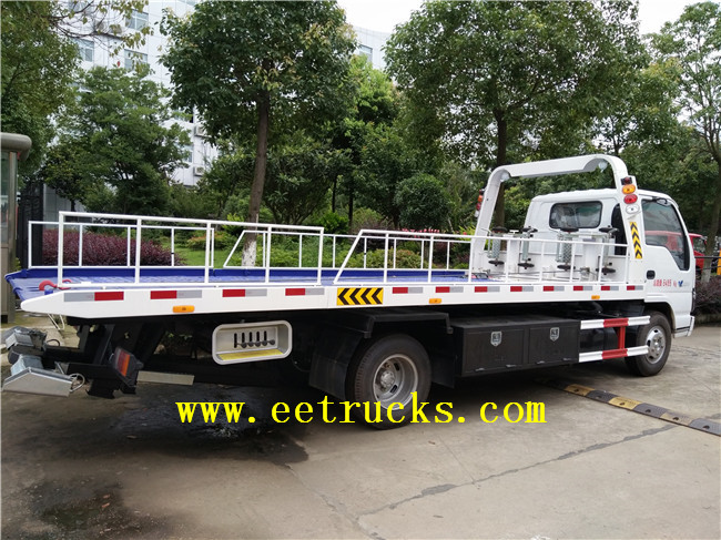 ISUZU Wrcker Tow Trucks
