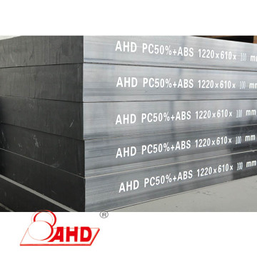 PC ABS Plastic Sheet Stock