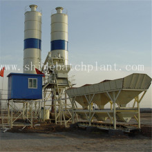 Stationary 25 Concrete Mixing Batch Equipment for Sale