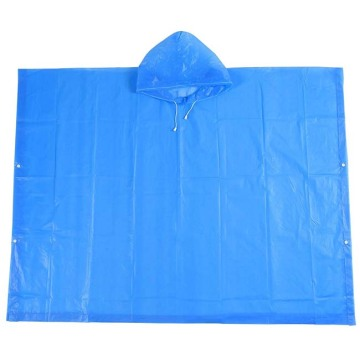 Eco-friendly high quality PEVA Rain Poncho
