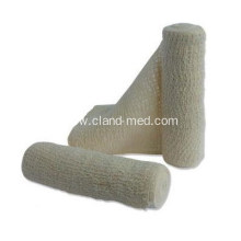 10 Years for Plaster of Paris Bandage Good Price Medical Spandex Cotton Elastic Crepe Bandage export to Ireland Manufacturers