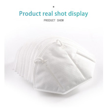 Disposable kn95 four-layer filter masks