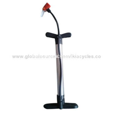 2016 High Quality Aluminum Alloy Bicycle Handle Air Pump