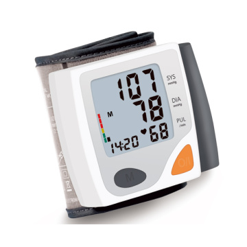 wrist type blood pressure monitor with FDA ORT732