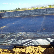 Polyethylene Pond Liners Prevent Water Loss