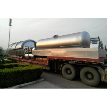 Medical Waste to Energy Waste pyrolysis machinery