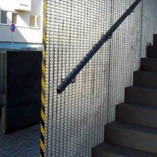 Galvanized Stainless Steel Grid Partition Panels