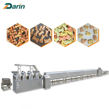 Holiday sales for Dog Snacks Biscuit Machine Easy operation pet food biscuit making machine supply to Spain Suppliers