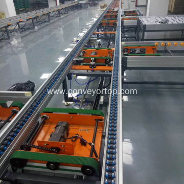 Speed Chian Conveyor System Refrigerator Assembly Line