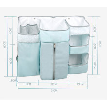 Best Price on for China Baby Carriers,Sling Woven Baby Carrier,Removable Baby Wrap Carrier Factory Portable Hanging Baby Crib Cute Diaper Bag export to Indonesia Factory