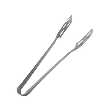 Stainless Steel Vegetable Fruit Tongs for Home