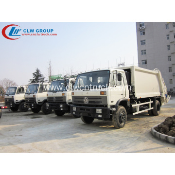 Brand new Dongfeng 190hp 12cbm Waste Management Truck