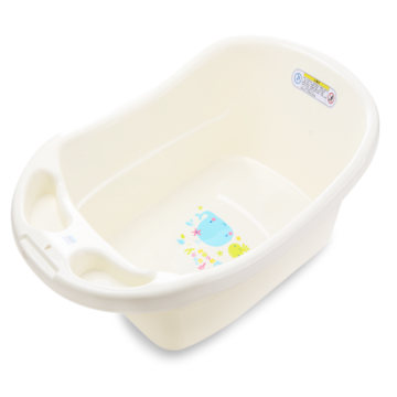Baby small size plastic bathtub