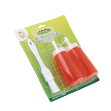 3pcs baking set with sauce bottle