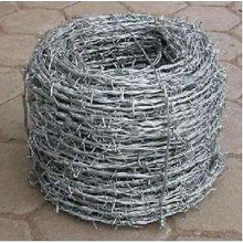Security Fence Barbed Wire