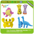 Lovely Animal Shaped Eraser For Children