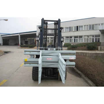 3 tonnes Bale roll clamp forklift
