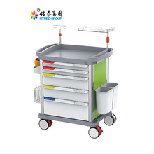Clinic luxury rescue cart