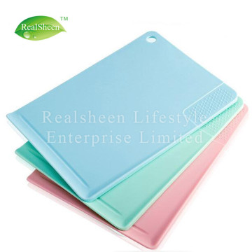 Colorful Anti-skid Plastic Cutting Board
