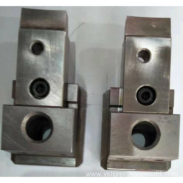 High Precised Steel Mold Component