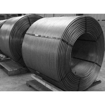 Cored Wire For Steelmaking