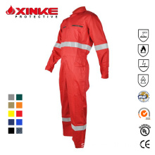 100% Cotton Frc Vattentät Coverall Workwear