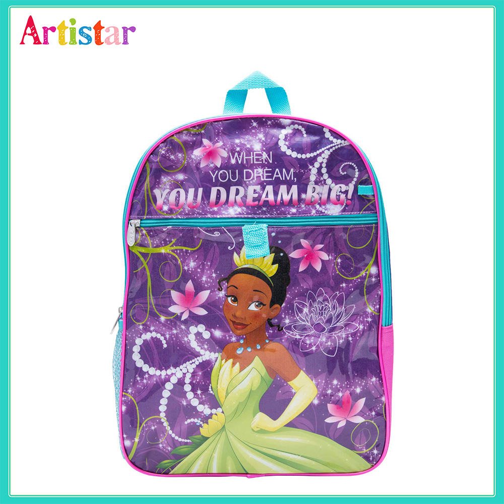 Disney Princess Backpack 17 2