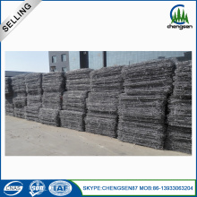 Customized for Hexagonal Gabion Mesh mytext Galvanized Gabion Wire Mesh supply to Pitcairn Manufacturer