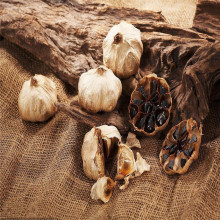black garlic with Enhance immune function