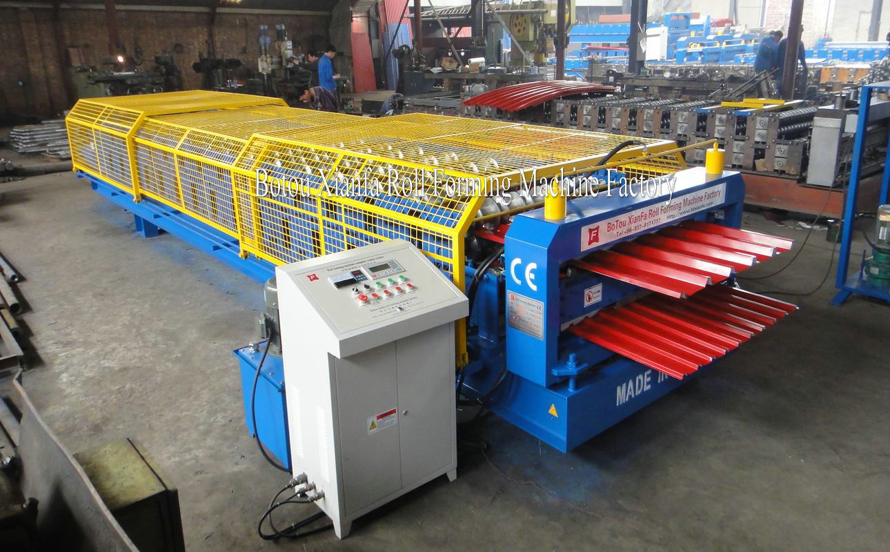double deck ibr machine
