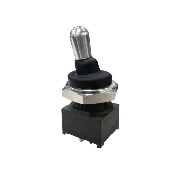 Waterproof Momentary Lock Sealed Toggle Switches