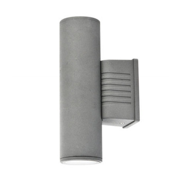 Dimmable Stainless Steel 5W*2 Outdoor Wall Light