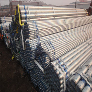 carbon hot-dipped big diameter galvanized steel pipe