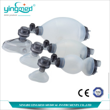 Big discounting for Disposable Anesthesia Mask,Pvc Anesthesia Mask,Respirator Mask With Air-Cushion,Hand-Held Sebs Resuscitator Bulb Manufacturer in China First Aid Kit Disposable Silicone Resuscitator supply to Mauritius Manufacturers