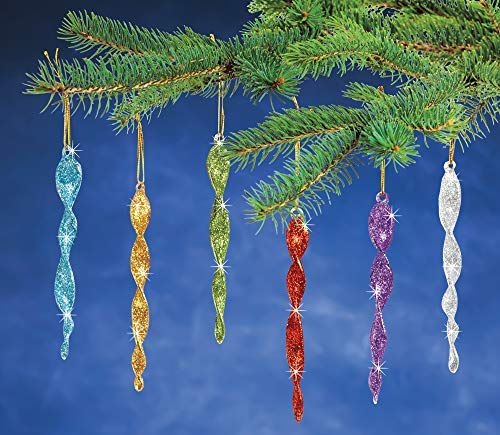 Hanging Glass Icicle