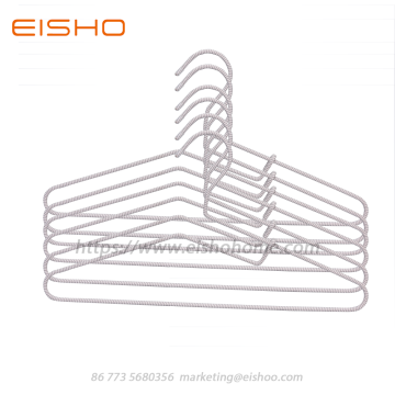 EISHO Braided Cord Hanger With Clever Notches