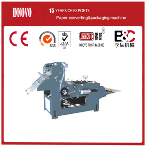Fully Automatic Pocket Envelope Machine (ZX-480)