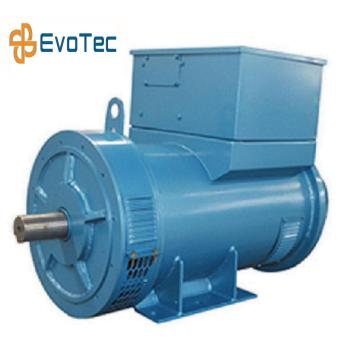 EvoTec Marine Alternator Coupled With Diesel Engine