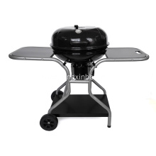 22.5 Inch Kettle Deluxe Charcoal Grill With Trolley